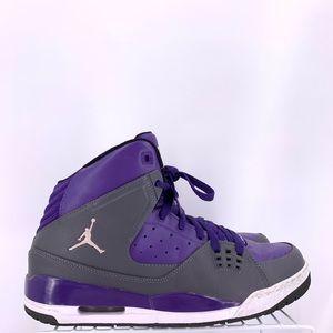 Nike Air Jordan Court Purple Size 11